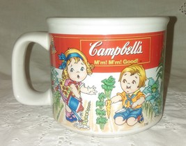 1993 Campbell Soup Collectible M'm! M'm! Good! Mugs - Gardening - $2.95