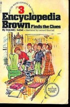 Encyclopedia Brown: Finds the Clues [Paperback] Donald J. Sobol - $3.99