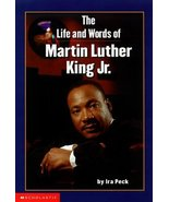 The Life And Words Of Martin Luther King Jr. (Scholastic Biography) [Jan... - $4.19