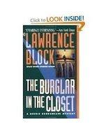 Burglar in Closet Lawrence Block - $3.99
