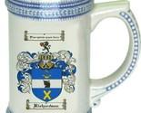 Richardson coat of arms thumb155 crop