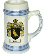 Roper Coat of Arms Stein / Family Crest Tankard Mug - $21.99