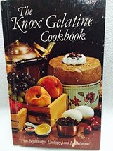 The Knox Gelatine Cookbook [Hardcover] by Rutle... - $2.99