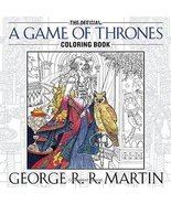 The Official A Game of Thrones Coloring Book: An Adult Coloring Book (A ... - $13.82 CAD