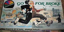 Go For Broke Game -  Baord Gamw - $19.50