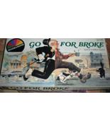 Go For Broke Game -  Baord Gamw - $19.50