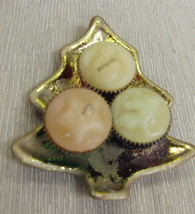 Royal Products Mini Christmas Tree Plate With 3 Mini Candles #51-001 - €5,23 EUR