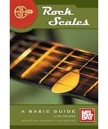 Gig Savers Rock Guitar Scales Book  - $2.89