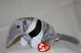 Ty Teenie Beanie Babies 1999 Mc Donald'S Happy Meal–Antsy The Anteater–Retired - $6.72