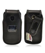 Turtleback LG Envoy 2 II un160 Executive Black Leather Case Phone Case with Ratc - $36.99