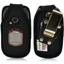 Turtleback Fitted Case for Kyocera DuraXV, DuraXA Flip Phone Heavy Duty ... - $36.99