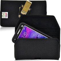 Turtleback Belt Clip Case made for Samsung Note 4 with Otterbox DEFENDER... - $29.99
