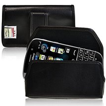 Turtleback BlackBerry Classic Q20 Horizontal Phone Holster Pouch Belt Cl... - $36.99