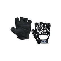 """Mesh Backed Lifting Gloves, Black, Large, 2 Pairs/Case"" - $39.99"