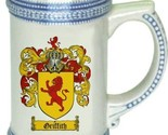 Griffith coat of arms thumb155 crop