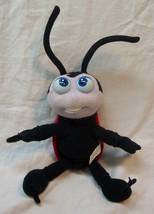 "MATTEL Walt Disney Bug's Life FRANCIS THE LADYBUG 7"" Bean bag STUFFED AN... - $16.34"