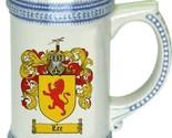 Lee coat of arms thumb155 crop