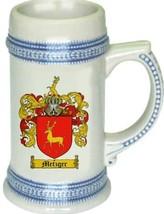 Metzger coat of arms thumb200