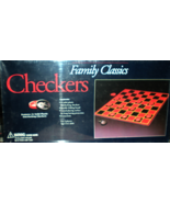 Checkers Game - Board Game - $8.50