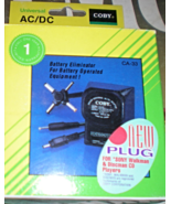 AC/DC Adapter by Coby - $9.95