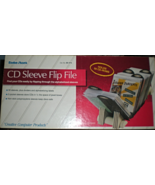 CD Sleeve Flip File  - $6.95