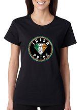Irisg Pride Women's Tee Shirt Country Pride Shirt - $17.00