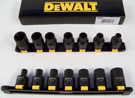 "DeWalt 7pc 1/2"" Drive FEMALE Impact TORX Socket Set with HOLDER External... - $33.00"