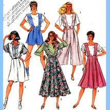 366 Womens Skirt, Split Skirt, Shorts, size 4 6 8 10 Vintage 70's  Pattern Uncut - $6.95