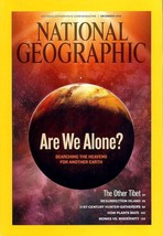 NATIONAL GEOGRAPHIC DEC 2009, SEARCHING THE HEAVENS FOR ANOTHER EARTH, U... - $3.95