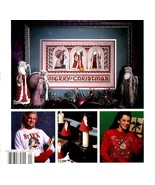 Celebrations, A Leisure Arts Magazine for Cross Stitch & Crafts Christmas 1992 - $4.95