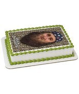 1/2 Sheet Duck Dynasty-Fear the Beard Add Your Picture Photo Frame Edibl... - €17,39 EUR