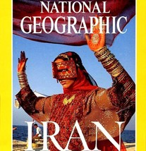 National Geographic, July 1999, Iran, Mars on Earth, Humpback Whales, Ho... - $3.95