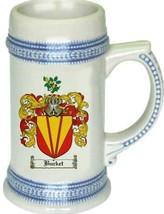 Bucket Coat of Arms Stein / Family Crest Tankard Mug - $21.99
