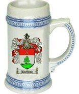 Buchholz Coat of Arms Stein / Family Crest Tankard Mug - $21.99