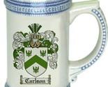 Carlson coat of arms thumb155 crop
