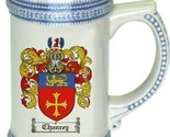 Chancey coat of arms thumb155 crop
