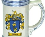 Spano coat of arms thumb155 crop