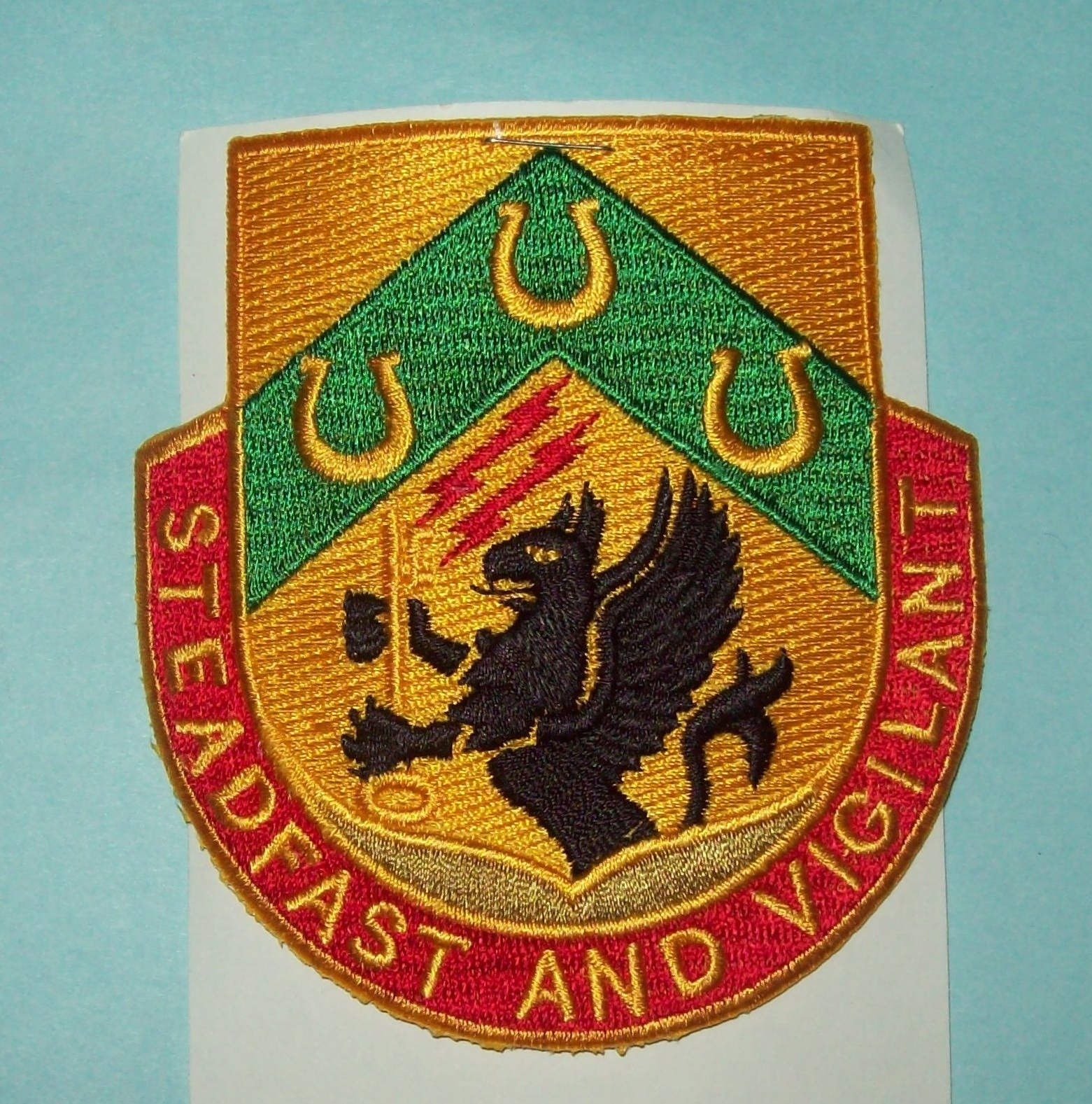 US ARMY 3rd BRIGADE 1s...1st Cavalry Patch For Ar15