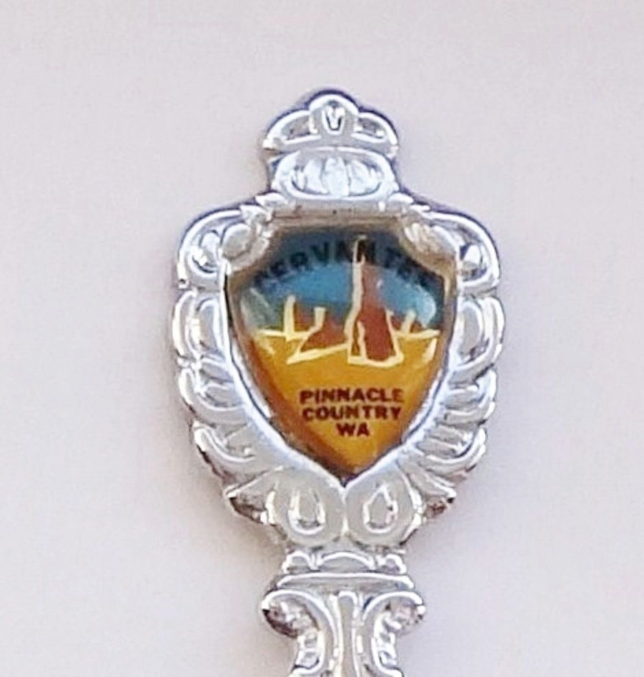 Baby Gifts Western Australia : Collector souvenir spoon australia western