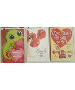 (Lot of 3)6 each package  Valentine's Day Cards & Envelopes American Gre... - $13.50