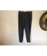 APT 9 Stretch Gray Business Formal Casual Dress Pants No Pockets Size 16 - $49.49