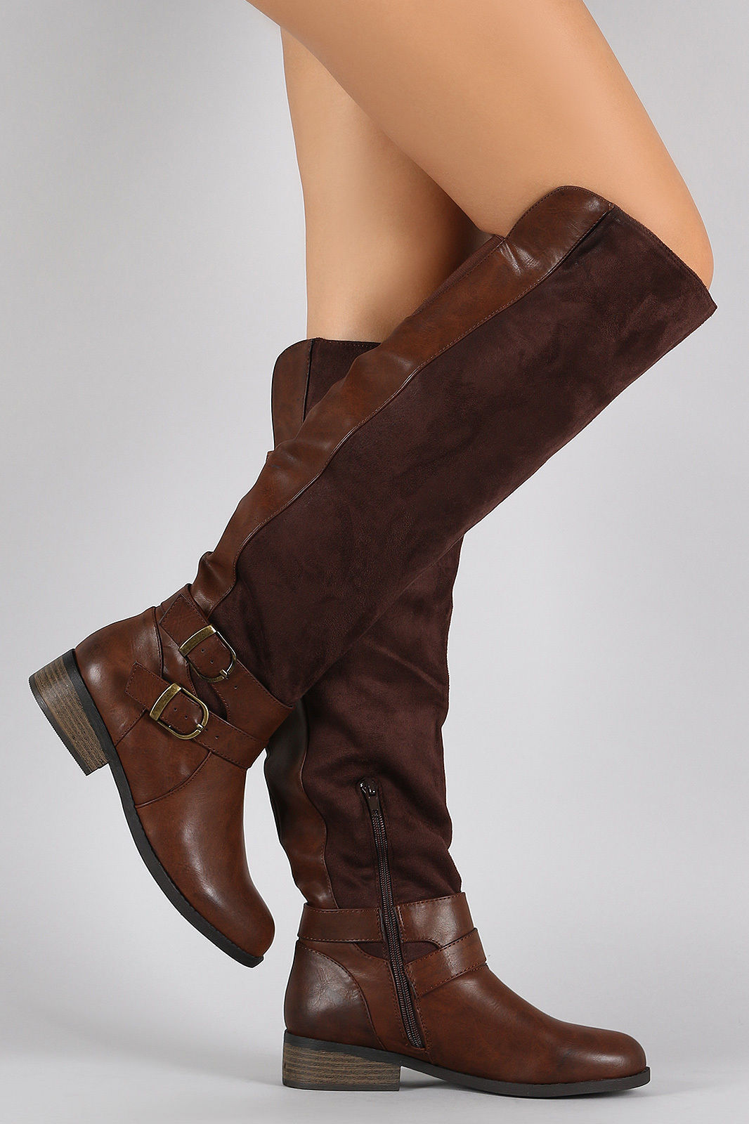 Overstock uses cookies to ensure you get the best experience on our site. Shop all Women's Boots On Sale. Shop by Brand. Sorel. Frye. BearPaw. Clarks. Skechers. Dr. Martens. Shop by Style. Journee Collection Women's 'Charming' Regular and Wide-calf Knee-high Riding Boot. Reviews. SALE.