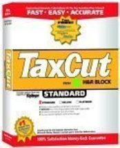 Taxcut 2003 Turbo Tax Software Cut From H&r Block [CD-ROM] - $19.79