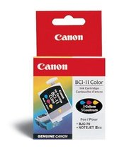 Canon BCI11 - BCI-11CLR Ink Tank, 80 Page Yield, Cyan, Magenta, Yellow, ... - $19.79