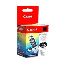 1 X New Genuine Canon BCI-11 Black Tri-Pack Ink Cartridge BCI11 Retail Box ; ... - $7.91
