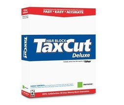 TaxCut 2004 Deluxe [Old Version] [CD-ROM] Windows 98 / Windows 2000 / Wi... - $19.79