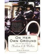 On Her Own Ground: The Life and Times of Madam C.J. Walker (Lisa Drew Bo... - $13.72