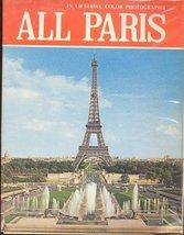 All Paris in 130 Kodak Color Photographs by Casa Editrice Bonechi - $14.65