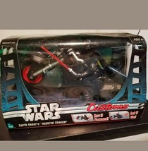 Darth Vader's Imperial Chopper Customs STAR WARS MISP 2006 New - $21.77