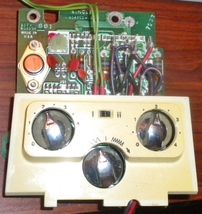 Singer 2000 Athena Override Control PC Board As... - $15.00